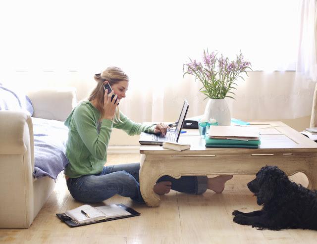 Tips Cara Bekerja Dari Rumah
