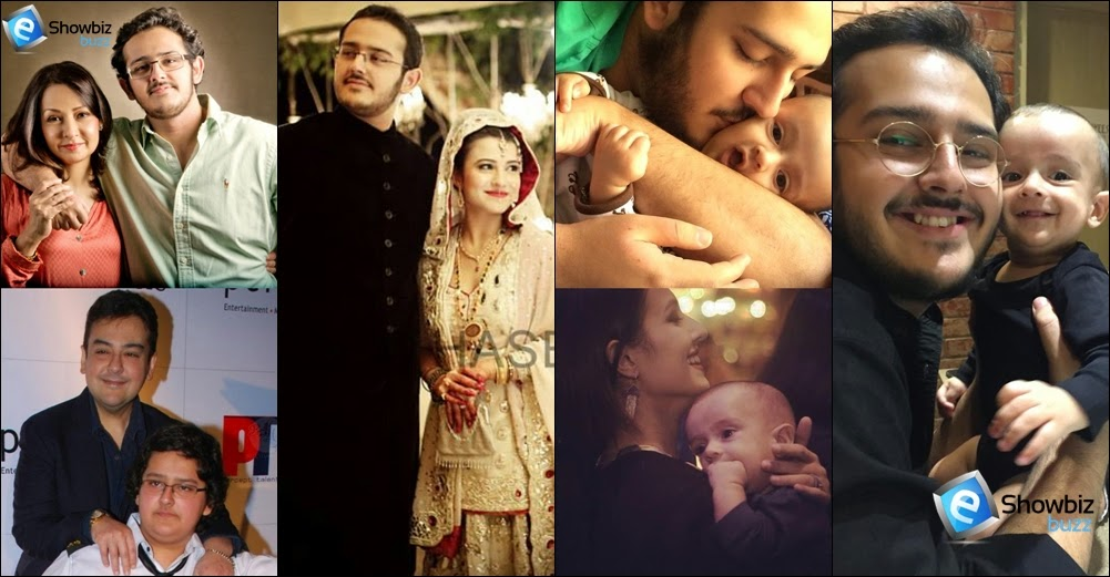 Zeba Bakhtiyar Adnan Sami Son Azaan Got Married In Very Young Age And Blessed With