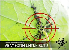 Abamectin bahan aktif insektisida untuk kutu-kutuan