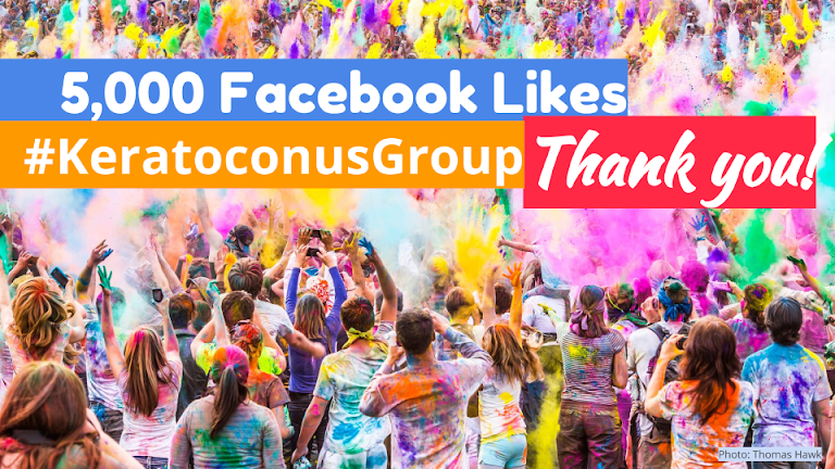 Together We Are Stronger: 5K Facebook Likes