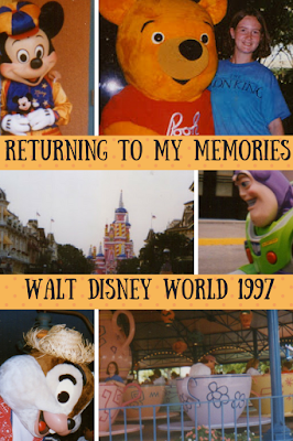 Photos from Walt Disney World 1997