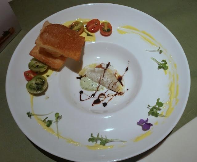 Trident Lasagna