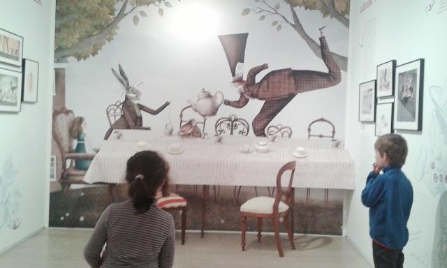 Museo ABC con niños