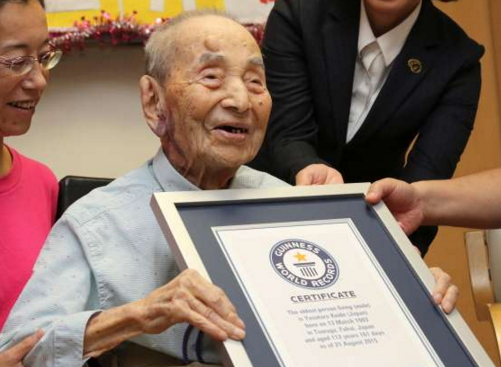 world's oldest man alive dead