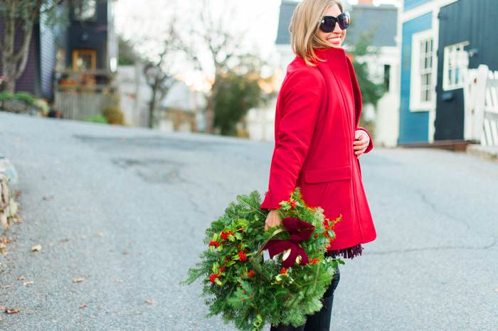 What to wear in Boston in December