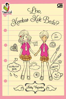 6 Buku Bertokoh Kembar