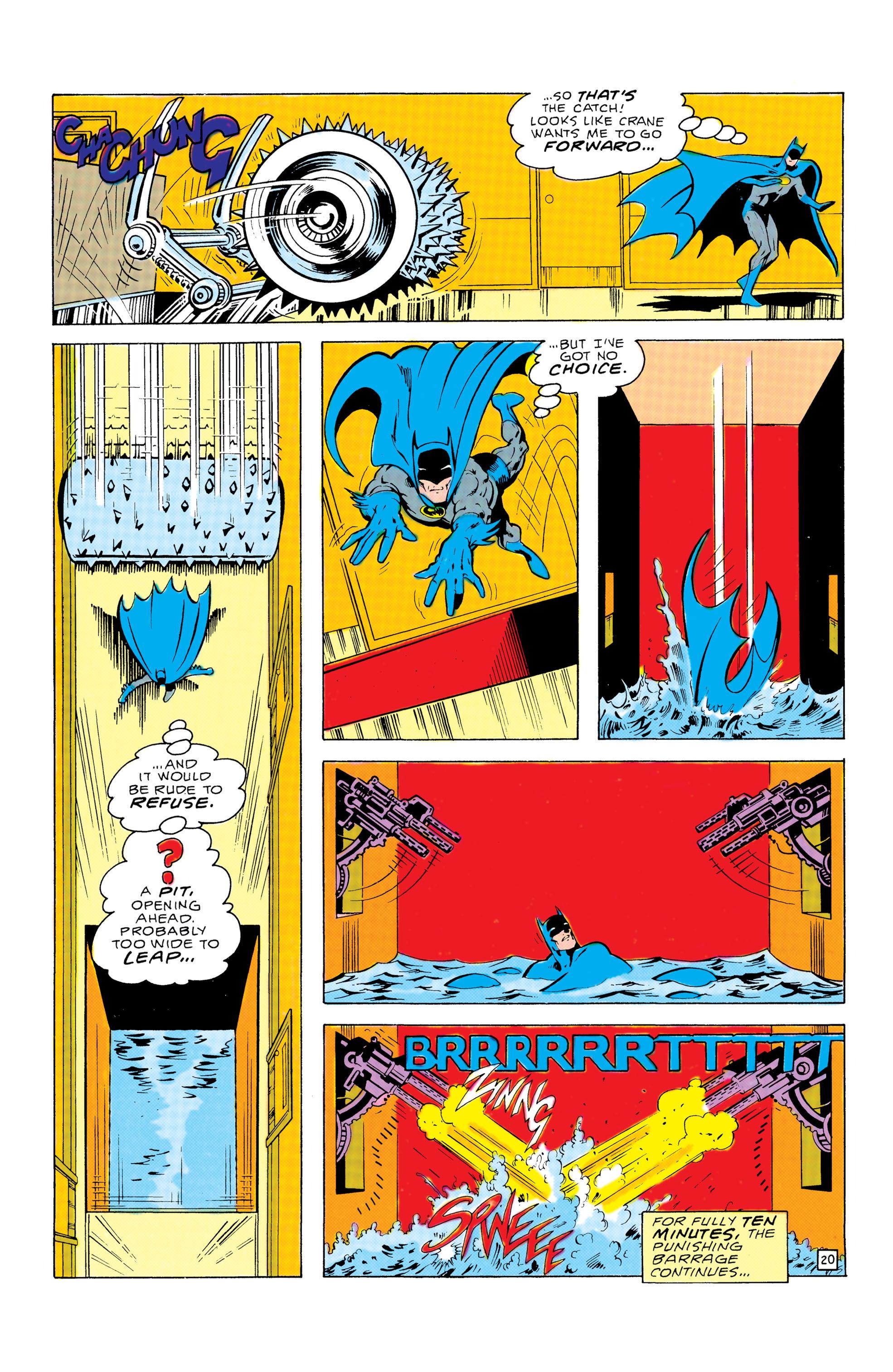 Detective Comics (1937) 571 Page 20