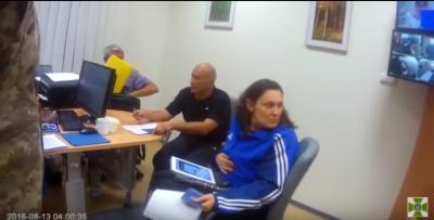 Монтян - украинским пограничникам: Я буду рада, когда придет Россия и развесит вас на столбах