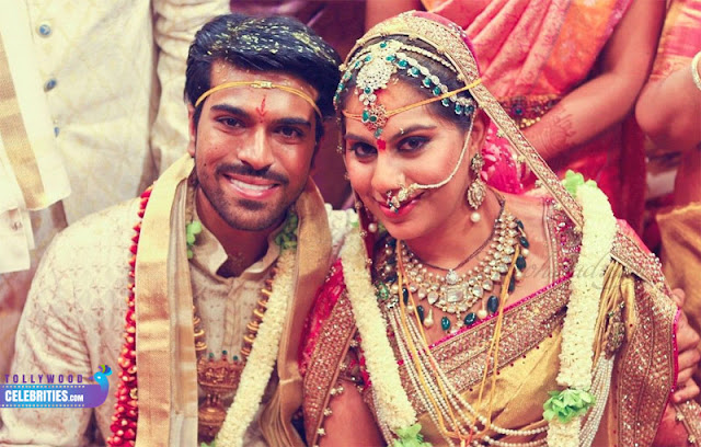 Ram Charan Marriage Photo
