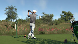 The Golf Club 2 PS Vita Wallpaper