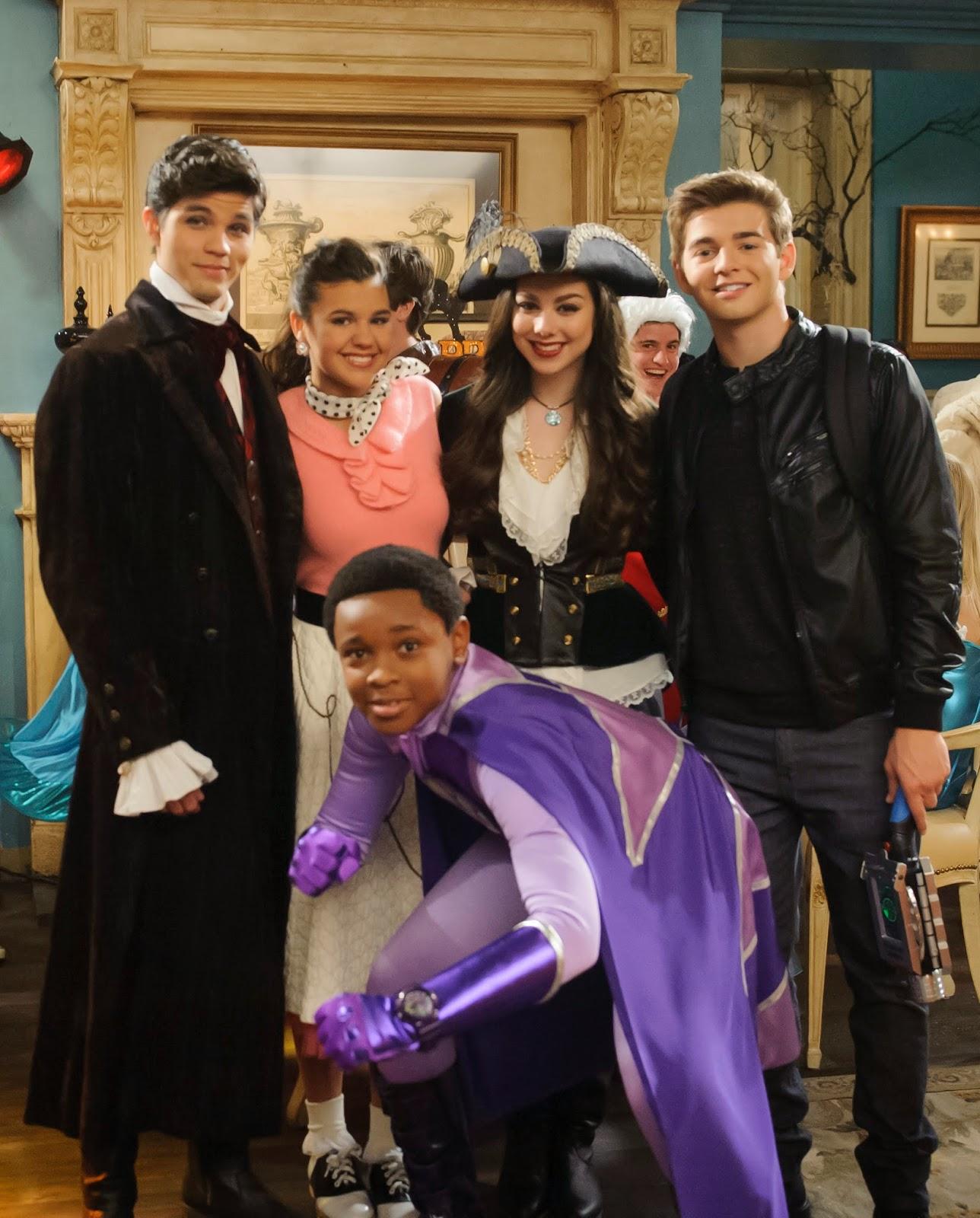 Nickelodeon Thundermans : nickelodeon, thundermans, NickALive!:, Nickelodeon, Premiere, Brand-New, Halloween, Specials,