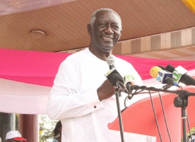 We are determined and ready to take over gov't - Kufuor