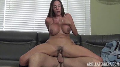 [PornstarPlatinum] – Ariella Ferrera (Casting Couch Coochie )