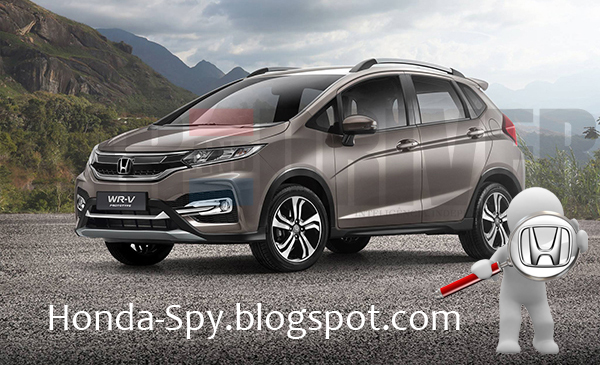 2018 honda jazz facelift. delighful jazz 2017 honda fit twist crossover brazil throughout 2018 honda jazz facelift f