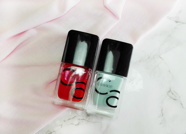 New In #20 Catrice Iconails