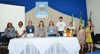 Por ocasião do II Fórum Comunitário Selo Unicef