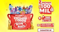 Promoção Somos Todos Bombril somostodosbombril.com.br