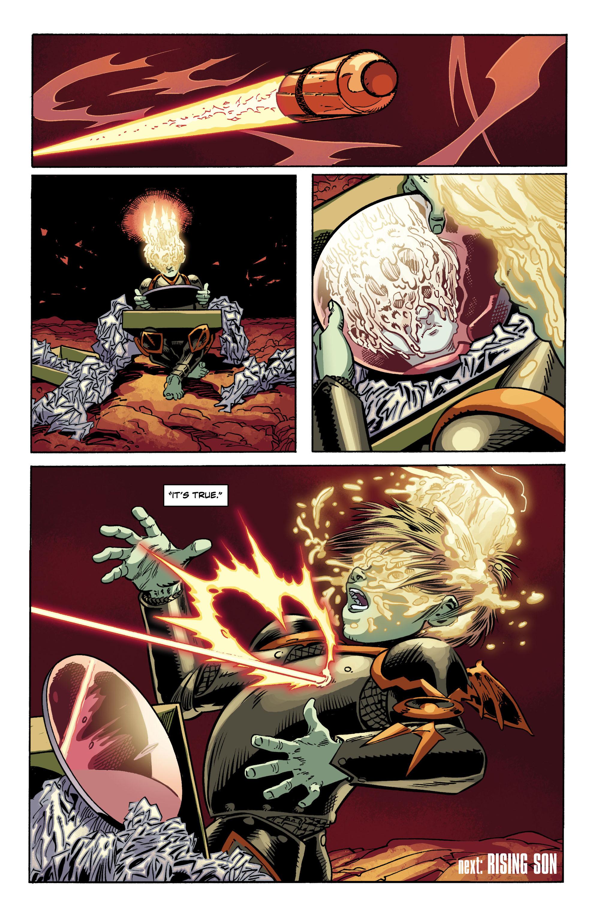 Read online Wonder Woman (2011) comic -  Issue #10 - 21