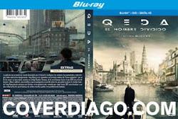 Qeda Man divided - Qeda El hombre dividido - Bluray