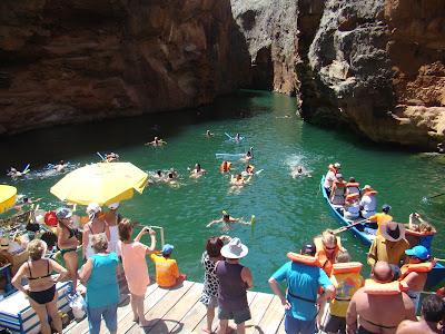 Canion do Xingó-SE, destino para viagem das ferias