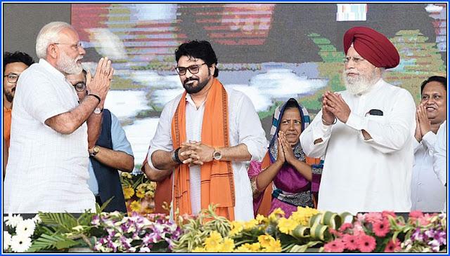 Darjeeling BJP MP S.S. Ahluwalia