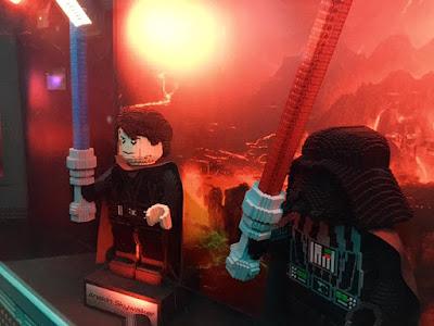 Mini Anakin Skyalker & Mini Darth Vader