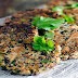 Tuna, Choy Sum And Quinoa Patties Recipe