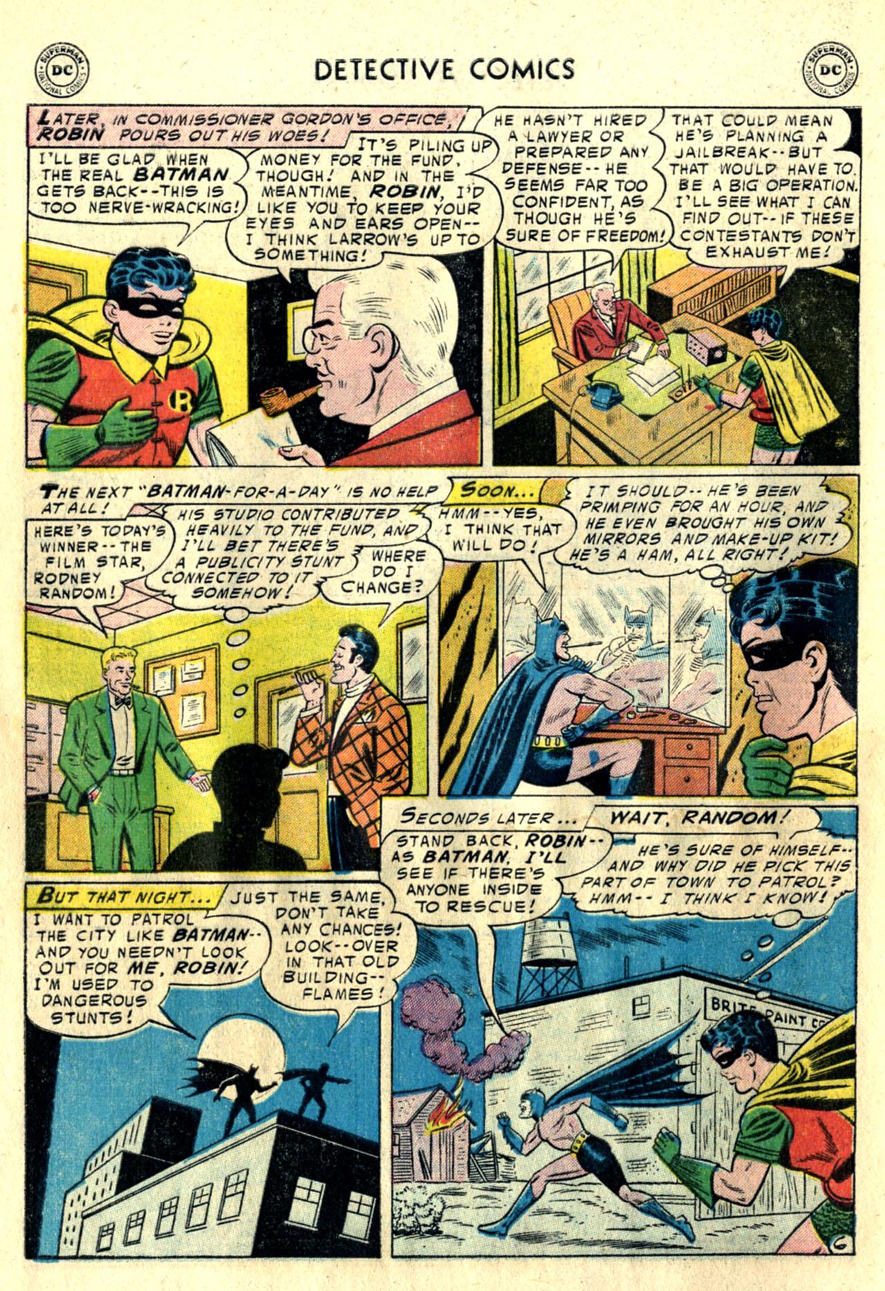 Detective Comics (1937) 225 Page 7