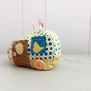 trailer pincushion