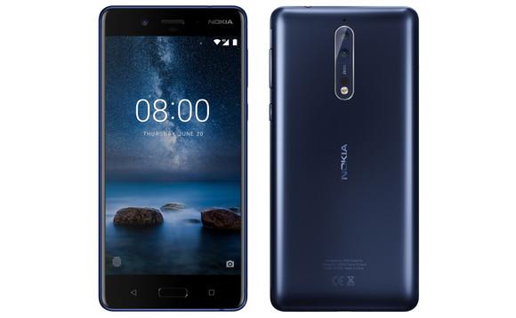Nokia 8 Akan Tampil Dengan Dual Kamera Dari Zeiss