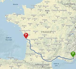 940 kilomètres à oser !