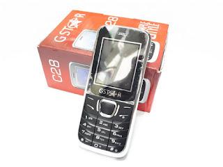 Spesifikasi Handphone GSTAR C28