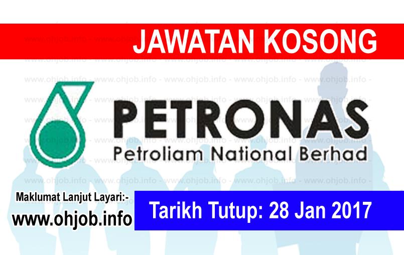 Jawatan Kerja Kosong PETRONAS ICT Sdn Bhd logo www.ohjob.info januari 2017