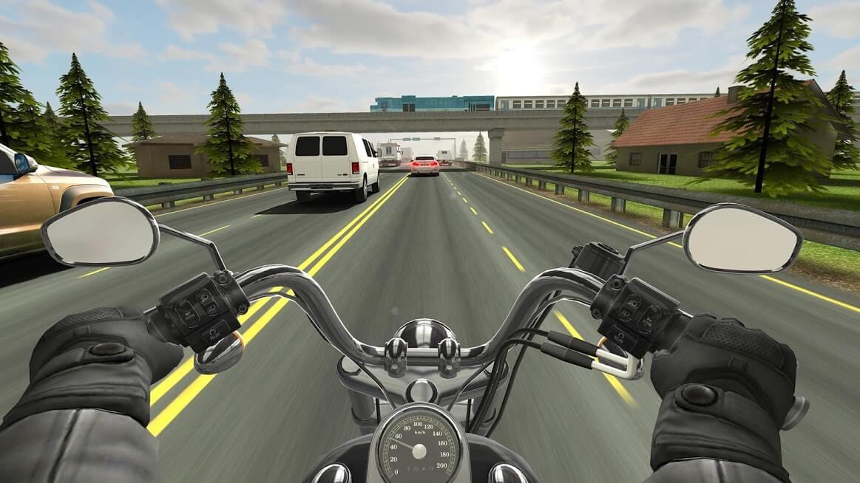 Traffic Rider v 1.70 apk mod DINHEIRO INFINITO