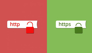 Akhirnya Contoh Blog Aktifkan HTTPS