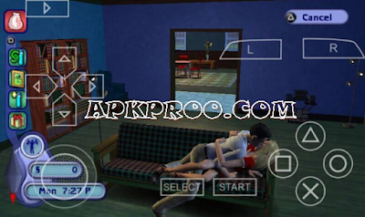 Download Game The Sims 2 PPSSPP CSO Full Version Free Download Mod Texture