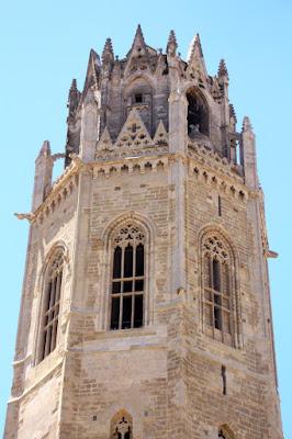 Campanario de la Seu Vella de Lleida
