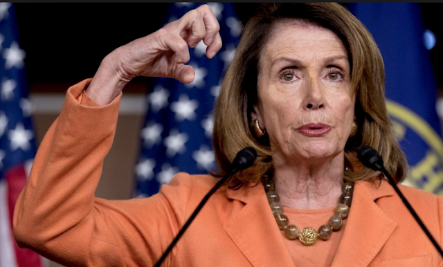 Pelosi confuses millions, billions, trillions — has trouble saying 'debilitating'