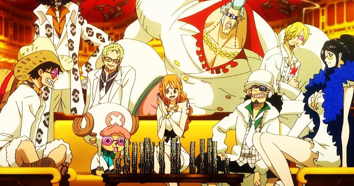 【動漫線上看】海賊王劇場版13:ONE PIECE FILM GOLD 黃金城