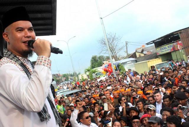 Ahmad Dhani: Kasus HRS Kasus Pelipur Lara Ahoker