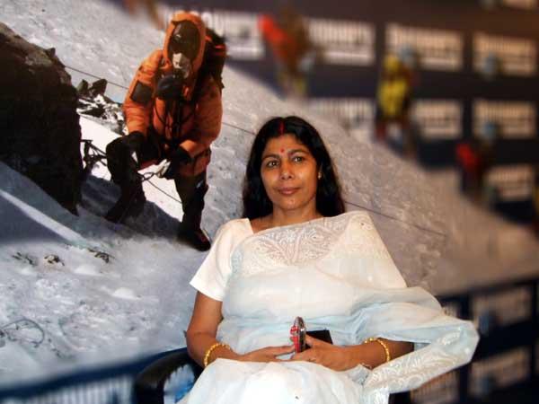 e69d686b 100 Extraordinary Women: Santosh Yadav