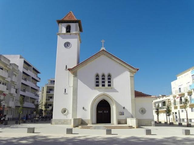 Igreja Matriz de Armação da Pêra