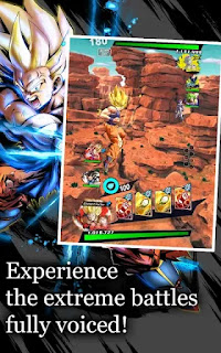 تحميل لعبة dragon ball legends مهكرة