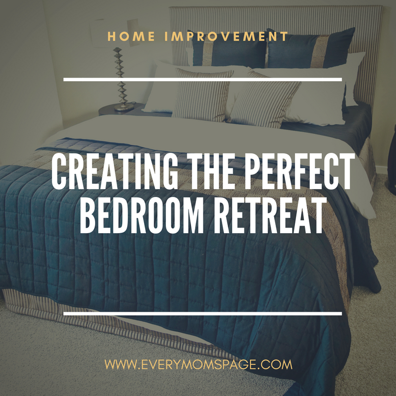 Creating The Perfect Bedroom Retreat