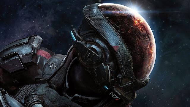 Se compara el tráiler de Mass Effect Andromeda con el videojuego final