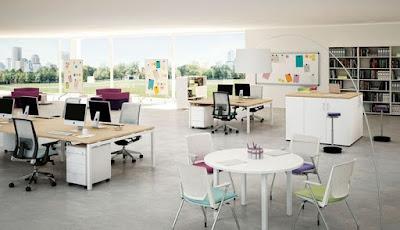 Tips Memilih Perabotan Kantor yang Pas di Ruang Kerja