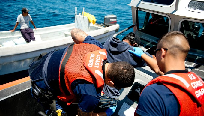 Guardia costera de EEUU suspende búsqueda de dominicano desaparecido en aguas de Islas Vírgenes Británicas