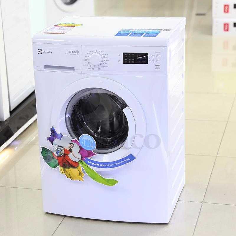 Các chế độ giặt trên bảng điều khiển máy giặt Electrolux model: EWP85742, EWP85752, EWP10742