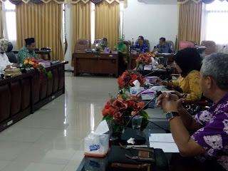 RDP Terkait Rotasi Pejabat, Dewan Pertanyakan Rekomendasi KASN