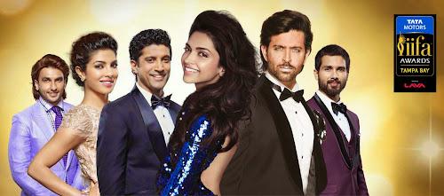 Poster Of Hindi Award Show 15th IIFA Awards (2014) Free Download Full New Hindi Award Show Watch Online At worldfree4u.com
